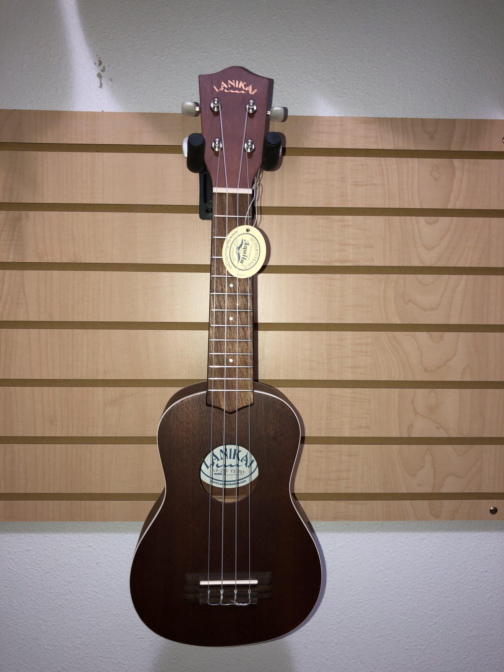 Lanakai LU-21-S Soprano Ukulele – Sweet Version of a Classic Instrument